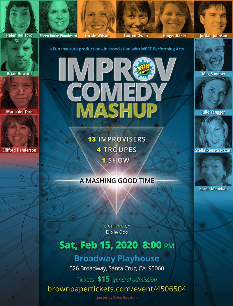 Improv Comedy Mashup
